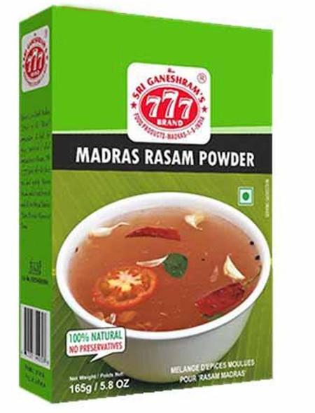 777 Madras Rasam Powder - 165g  Buy 1 Get 1 Free