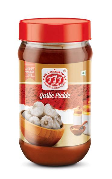 777 Garlic Pickle -300g  Buy 1 Get 1 Free