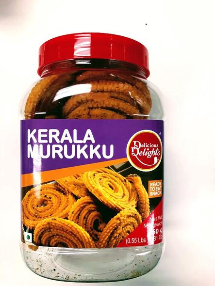 Delicious Delights Kerala Murukku - 250g