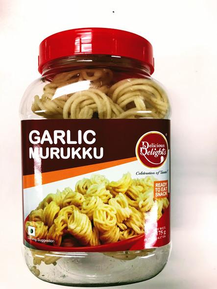 Delicious Delights Garlic Murukku - 175g