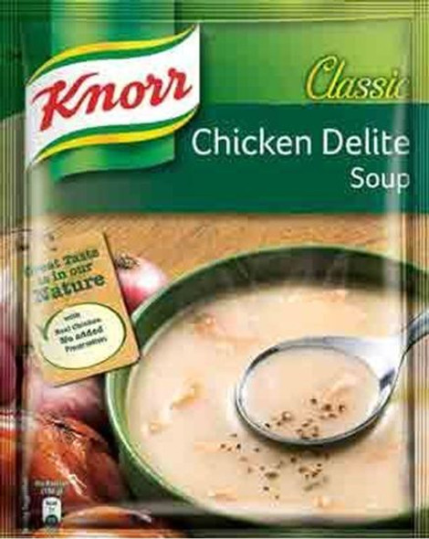 Knorr Soup Chicken Delite - 44g