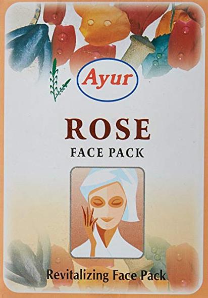 Ayur Rose Face Pack - 100g