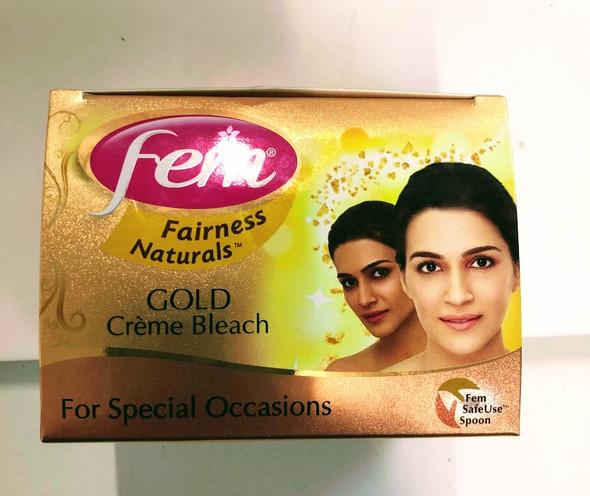 Fem Bleach Gold Cream - 64g
