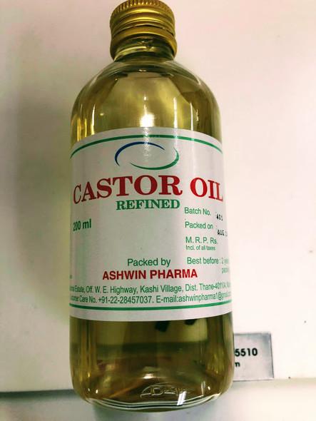 Ashwin Castor Oil - 200ml