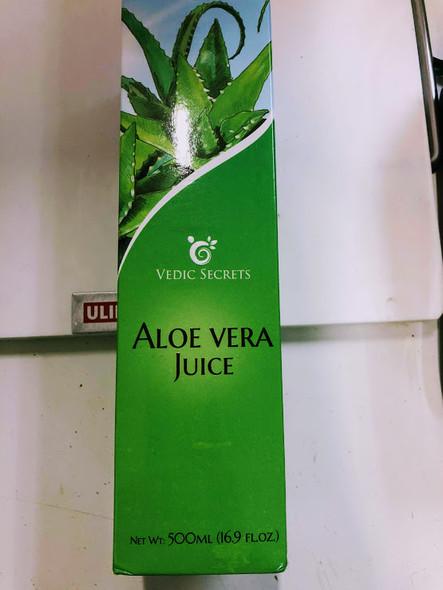 Vedic Secret Aloevera Juice - 500ml