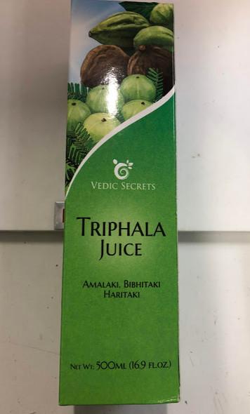 Vedic Secret Triphala Juice - 500ml