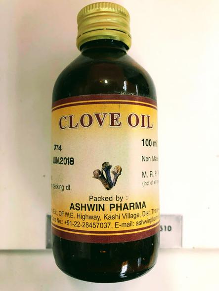 Ashwin Clove Oil - 100ml