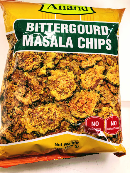 Anand Bitter Gourd Chips - 200g
