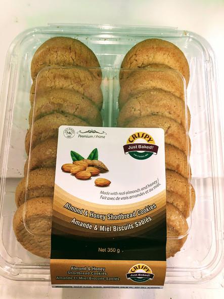 Crispy Almond Honey Cookie - 350g