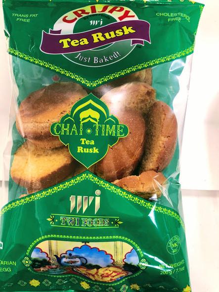 Crispy Tea Rusk Round -200g