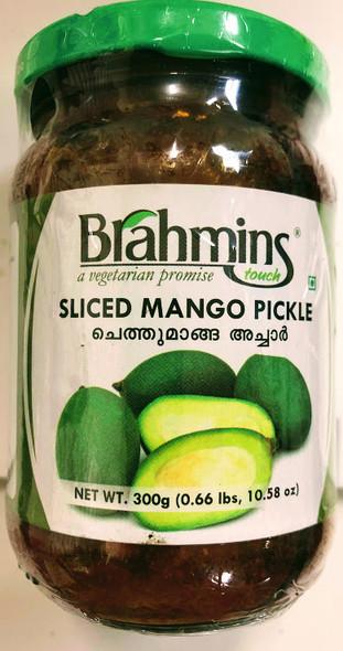Brahmins Sliced Mango Pickle - 300g