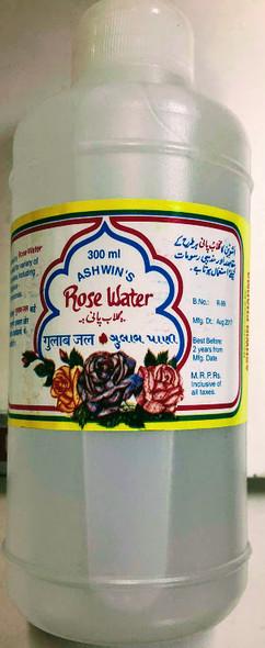 Ashwin Rose Water - 300ml