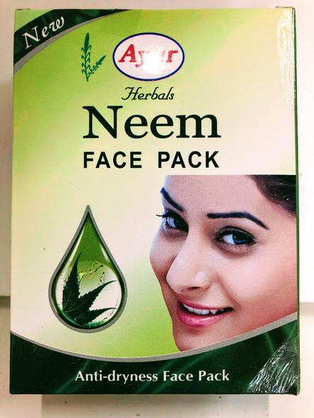 Ayur Neem Face Pack - 100g