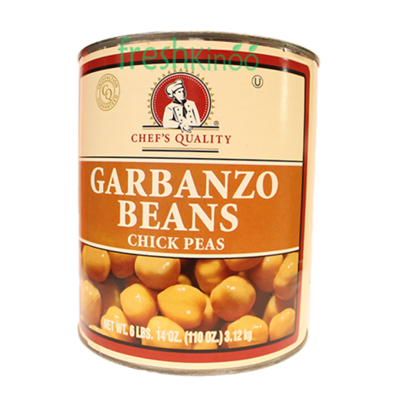 Chef's Quality Garbanzo Beans 6lbs