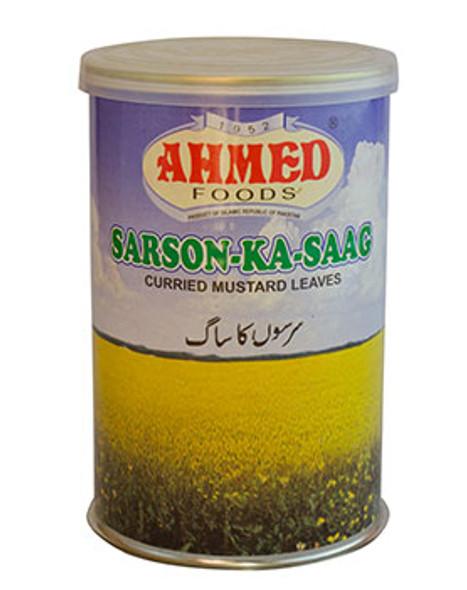 Ahmed Sarson Ka Saag -800g