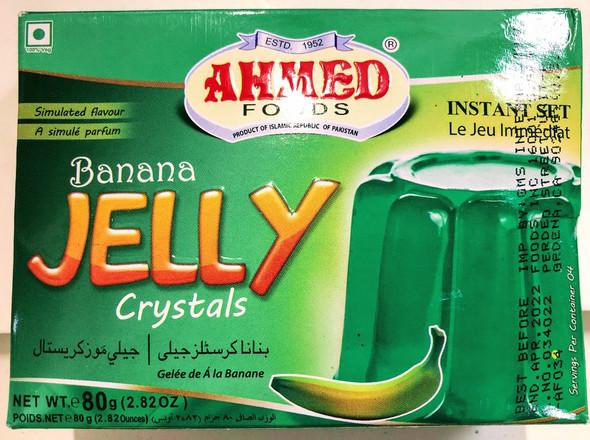 Ahmed Jelly Banana - 85g