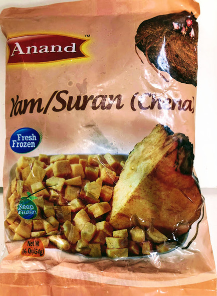 Anand Frozen Yam/Suran -1lb