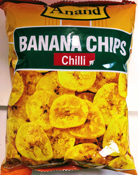 Anand Banana Chilli Chips - 200g