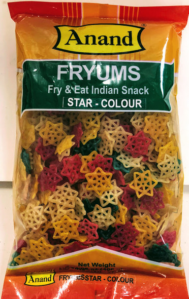 Anand Fryums Star - 400g