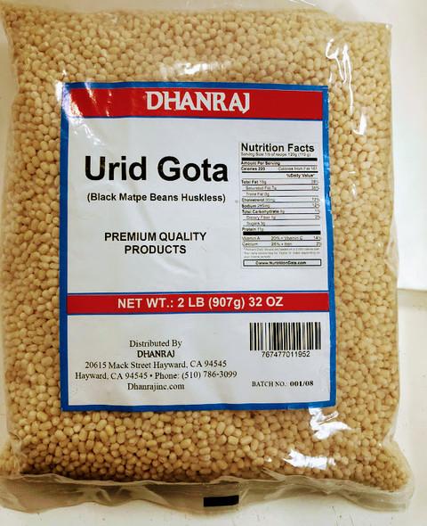 Dhanraj Urid Gota - -2lb