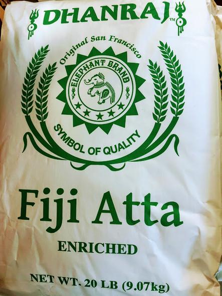 Dhanraj Fiji Atta - 20lb