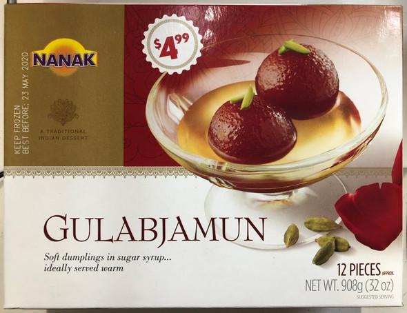 Nanak Gulab Jamun - 908g(Special Promo)