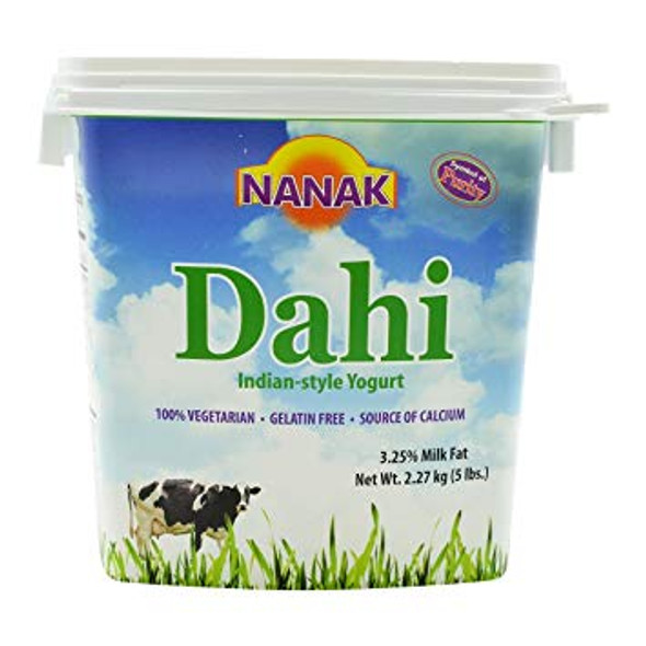 Nanak Dahi  Yogurt - 5lb