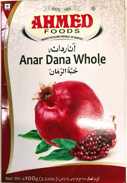 Ahmed Anar Dana Whole - 100g