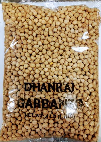Dhanraj Garbanzo Beans - 4lb