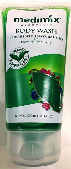 Medimix 18 Herbs Body Wash- 300ml