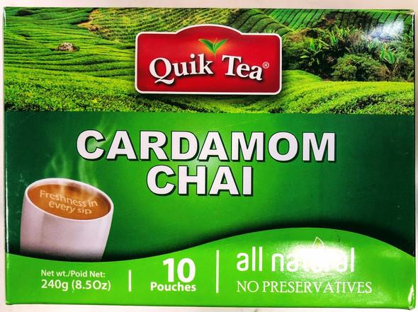 Quik Tea Cardamom Chai - 240g