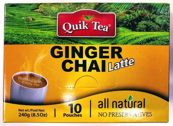 Quik Tea Ginger Chai - 240g