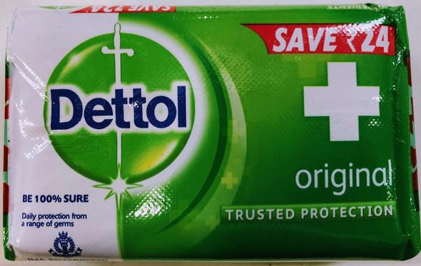 Dettol Original Green Soap -125g
