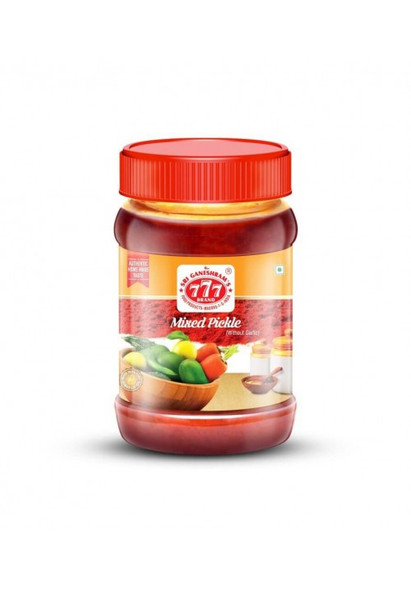 777 Mixed Pickle - 300g Buy 1 Get 1 Free
