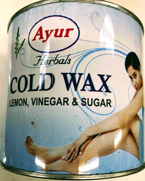 Ayur Cold Wax -600g