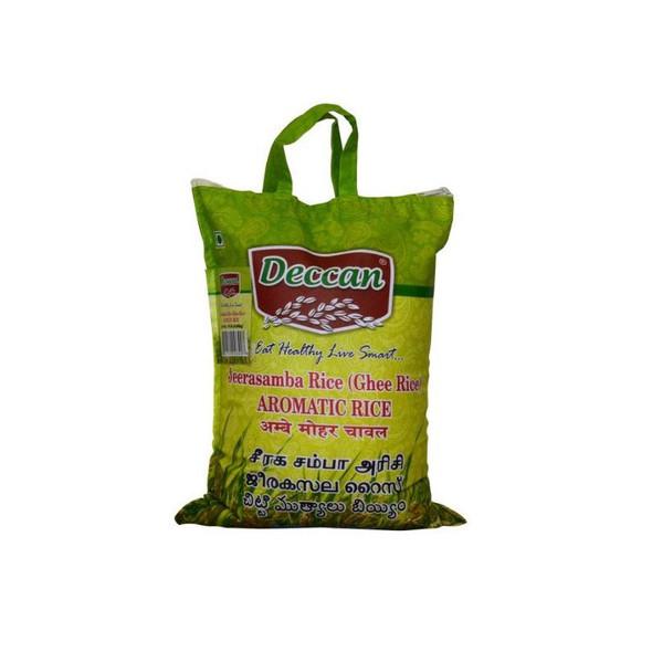 Deccan Jeera Samba Rice - 10lb