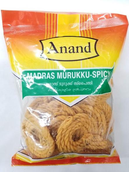 Anand Madras Muruku - Spicy - 200g