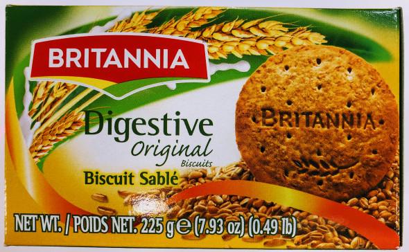Britannia Digestive Biscuits - 225g