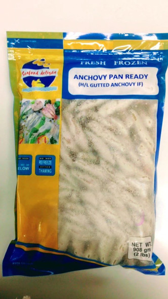Daily Delight Anchovy Fish - 2lb