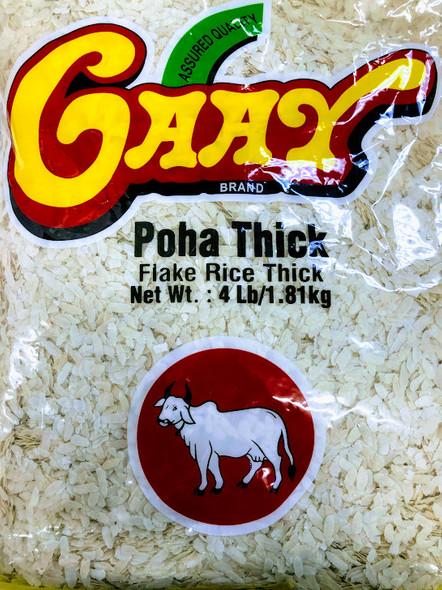 Cow Poha Thick - 4lb