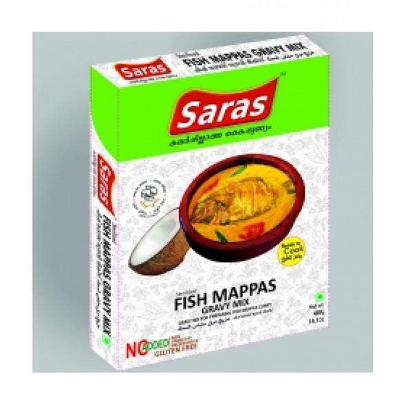 Saras Fish Mappas Gravy - 400g