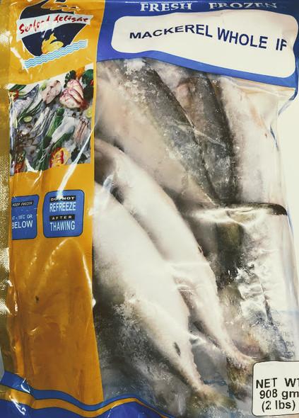 Daily Delight Mackerel Whole - 2lb