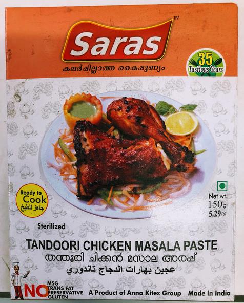 Saras Tandoori Chicken Paste - 150g