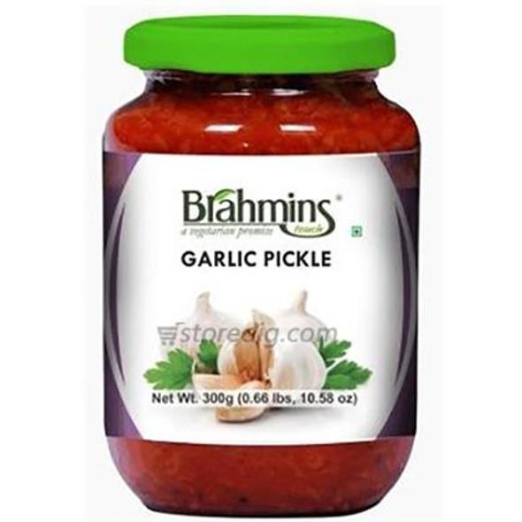 Brahmins Garlic Pickle 300gm