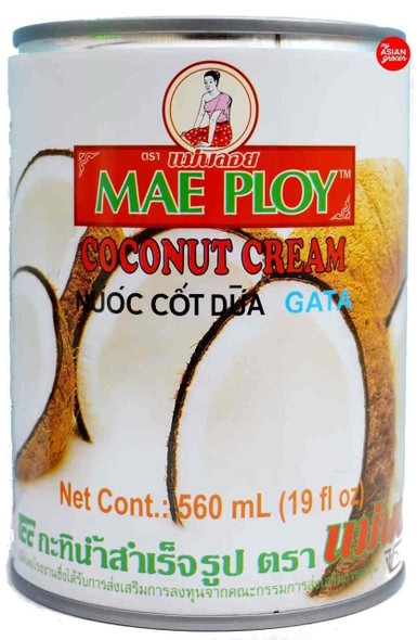 Mae Ploy Coconut Cream- 560ml
