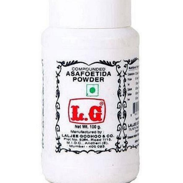 L.G. Hing (Asofoetida) - 100g