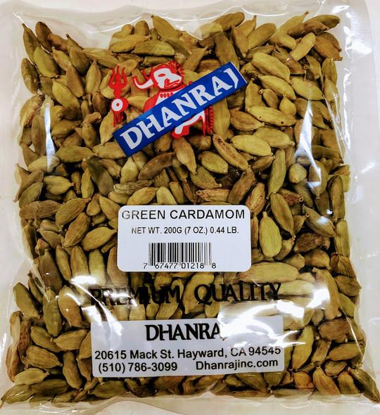 Dhanraj Cardamom Extra Jumbo -200g