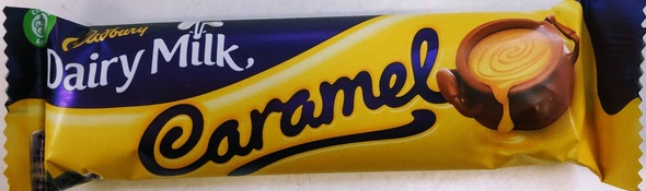 Cadbury Caramel Bar
