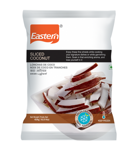 Eastern Coconut Slices - 454g