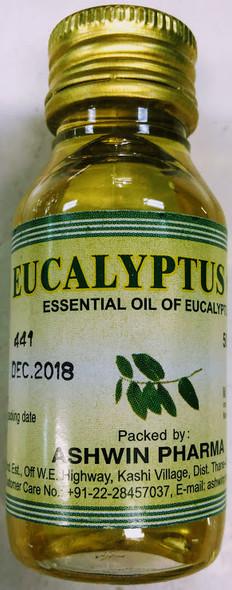 Ashwin Eucalyptus Oil - 50ml
